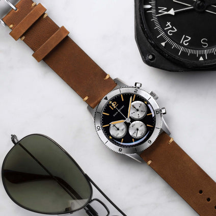 1963 Leather Strap