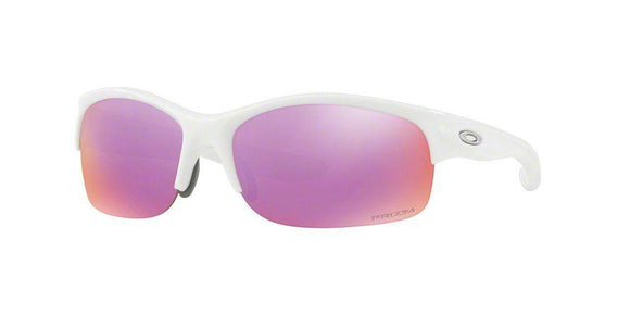 Oakley Commit SQ Sunglasses 009086-0262 Polished White Prizm Golf