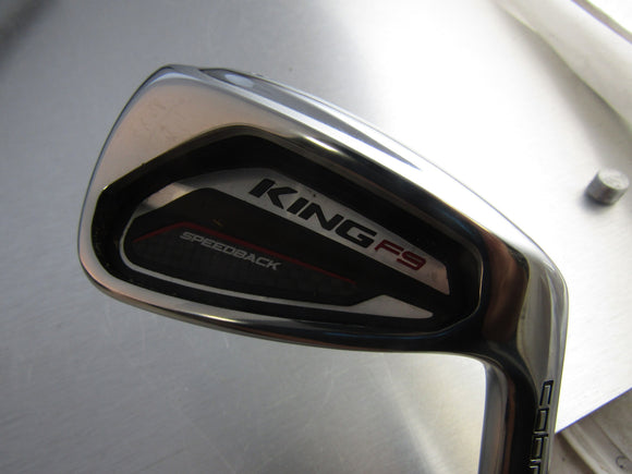 King F9 Forged Speedback Iron Set