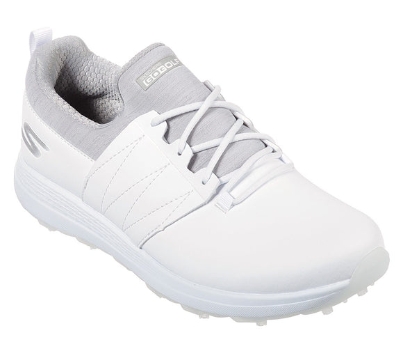 Skechers Go Golf Shoes Womens 4885 WGY Eagle Max White Gray Honey Choose Size