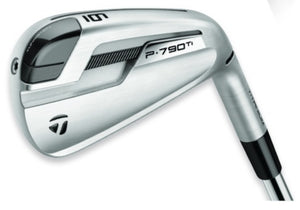 Taylormade Golf P790 Ti Forged Irons 6-AW NS Pro Modus 105 Regular MRH