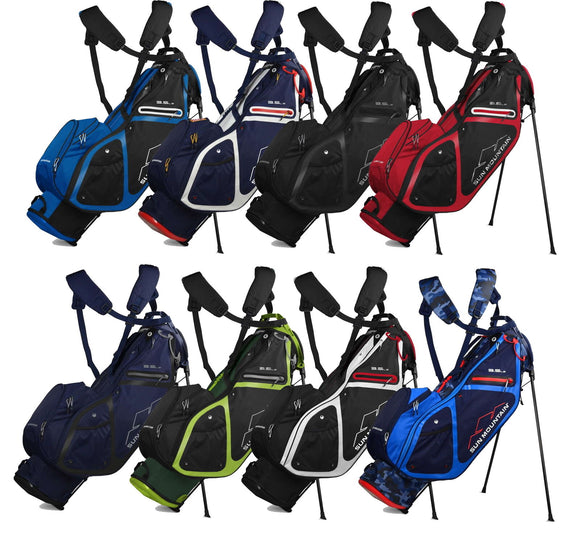 Sun Mountain Golf 2020 3.5 LS Carry Stand Bag Three Five Pick Your Color
