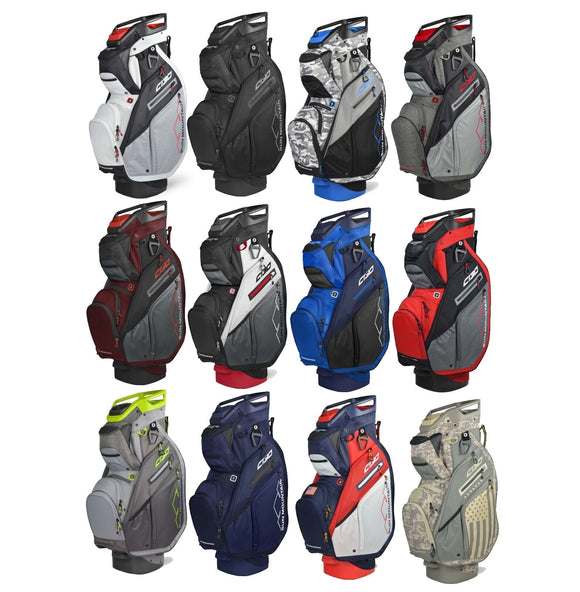 Sun Mountain New For 2020 C-130 C130 Cart Golf Bag 10.5