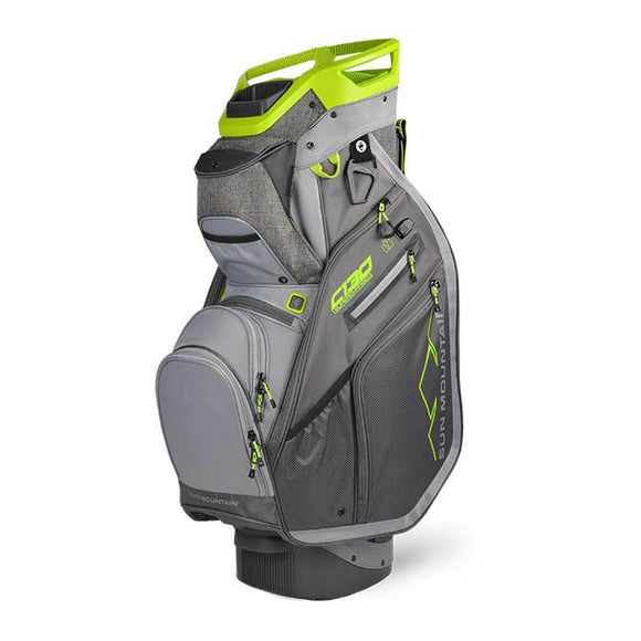 Sun Mountain New 2020 C-130 Supercharged Cart Golf Bag 10.5