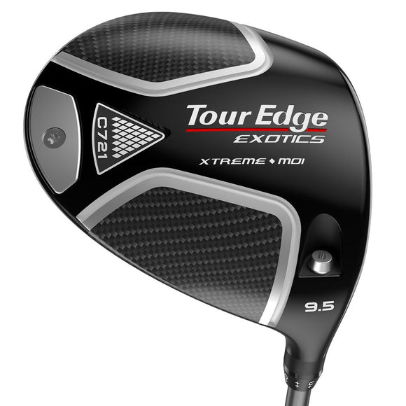 Tour Edge Exotics C721 Driver Right Handed NEW FOR 2021 Choose Your Specs