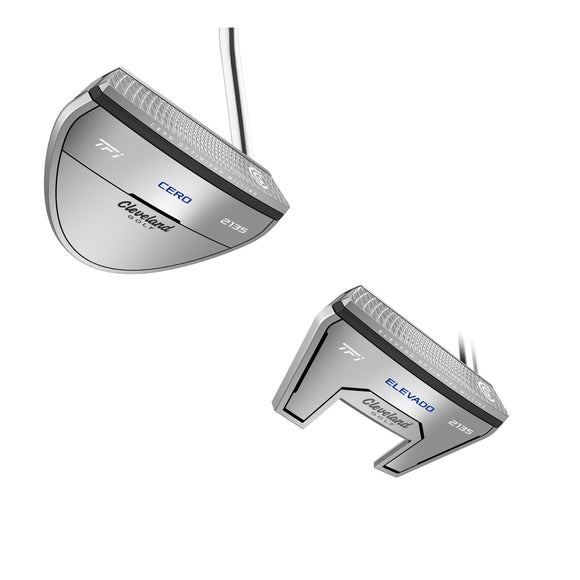 Cleveland Golf TFI 2135 Mallet Styles Putter Pick Your Model