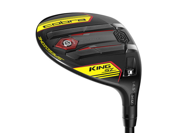 Cobra Golf SpeedZone Black Yellow Fairway Wood STOCK CHOOSE SPECS