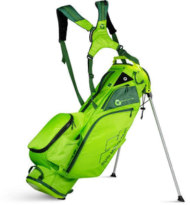 "Sun Mountain Eco-Lite Stand Bag New For 2019 9.0"" 4 Way Dual Strap"