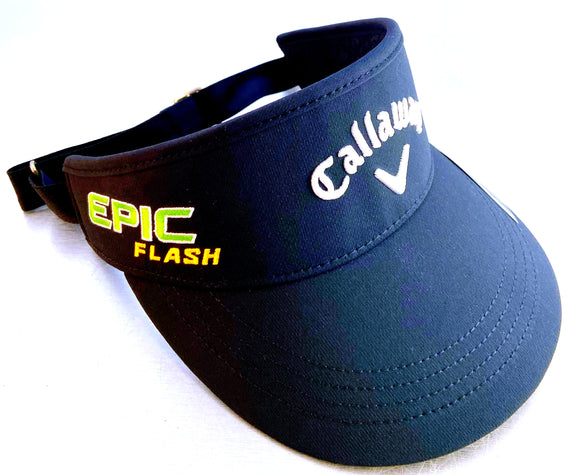CALLAWAY GOLF HIGH Hi PRO VISOR Black Epic Flash Apex Odyssey Logos NEW