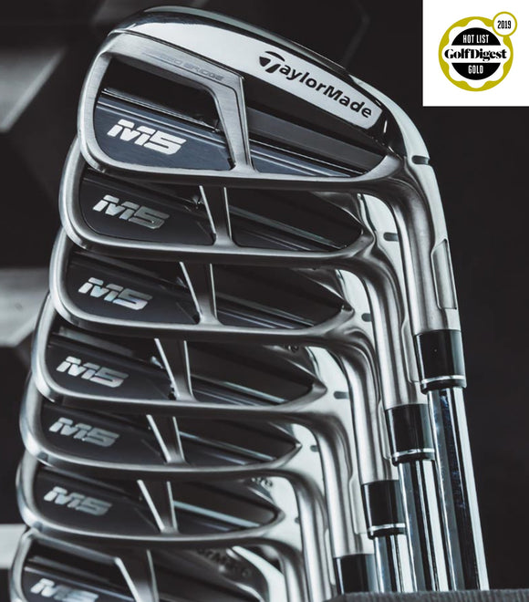 Taylormade Golf M5 Irons iron Set Sets NIPPON 950 480 CUSTOM CHOOSE YOUR SPECS