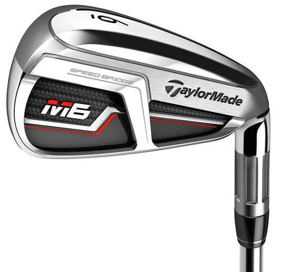 Taylormade Golf M6 Irons AEROTECH Steel Fiber Graphite CHOOSE YOUR CUSTOM Specs