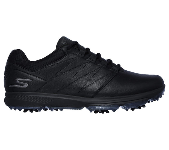 Skechers Performance Go Golf Shoes 54537 BBK Mens Waterproof Pro 4 LX Black