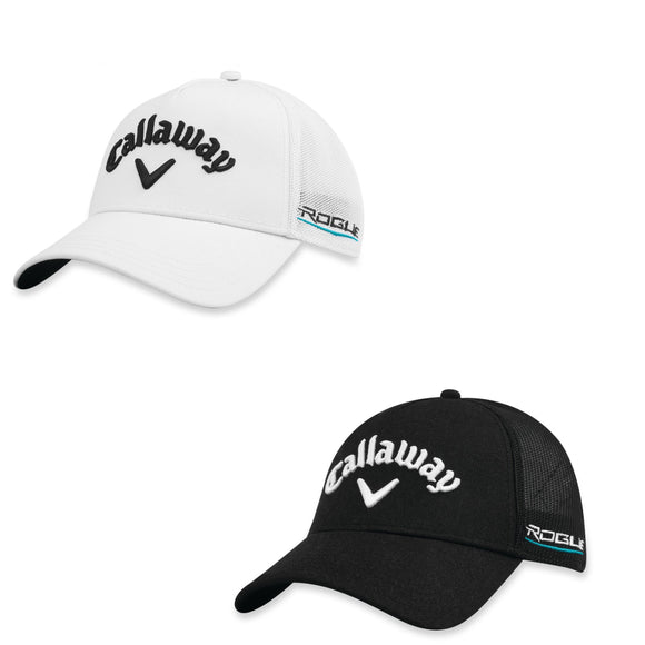 Callaway Golf TA Trucker Adjustable Hat 18 Snapback Choose Color Black White