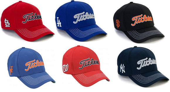 Titleist MLB Fitted Hat