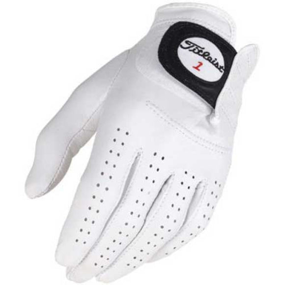 Titleist Seconds Cabretta Leather Players Set 3 Golf Gloves