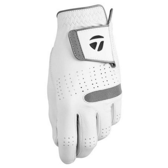 TaylorMade TP Flex 3 Premium Leather Golf Gloves Quantity 3 Tour Preferred