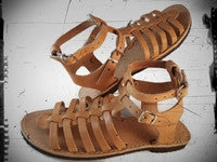 The History of the Gladiator Sandals (Video)