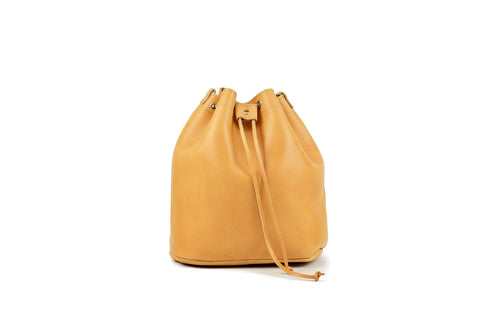 SERIFOS Bucket - 5 colors - LeatherStrata