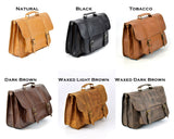 "Evander 15"" - 6 colors - LeatherStrata"