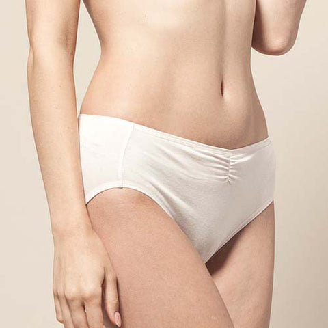 Cotton Wrap Nursing Panties