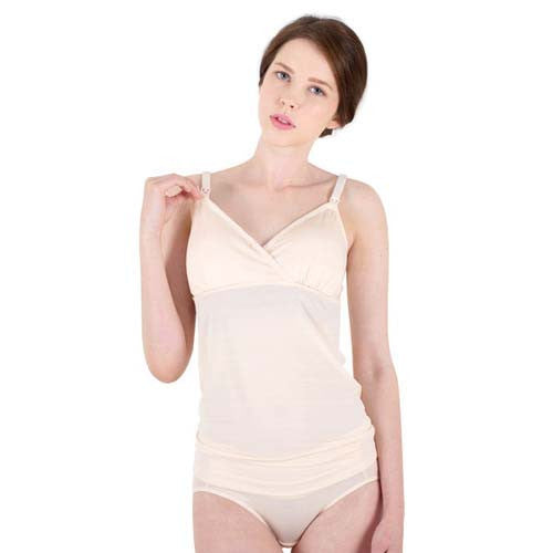Rayon Slave One-Touch Nursing Camisole