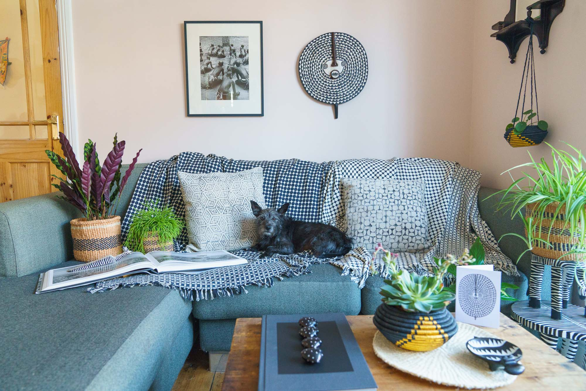 Styling Your Home with African Masks