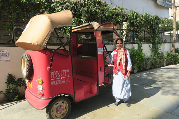 Pink Rickshaw Company | International Women's Day