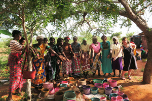 Kenyan Baskets | Kasigau Women Weavers