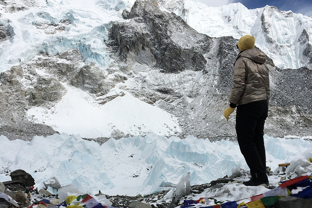 Adventuring to Everest Base Camp