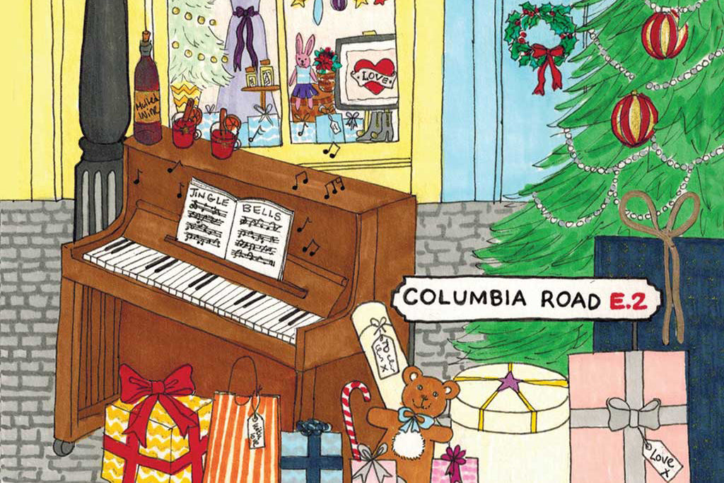 Columbia Road Christmas Wednesdays