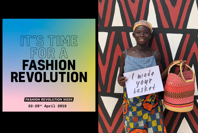 Fashion Revolution Week (April 22nd - 28th) | Events in London