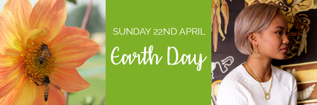 earth day banner image