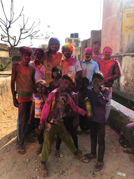 holy festival of colour