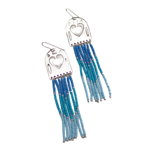 Ocean Collection Aurelia Beaded Earrings