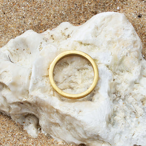 Equator Brass Ring