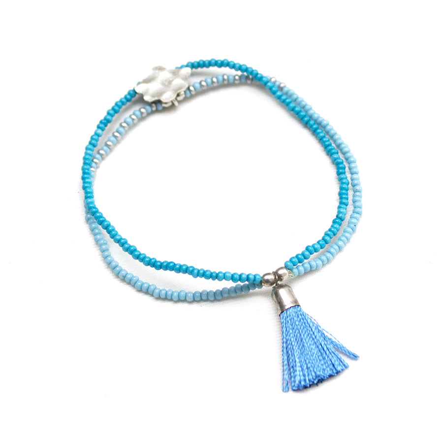 Ocean Collection Aurelia Beaded Bracelet