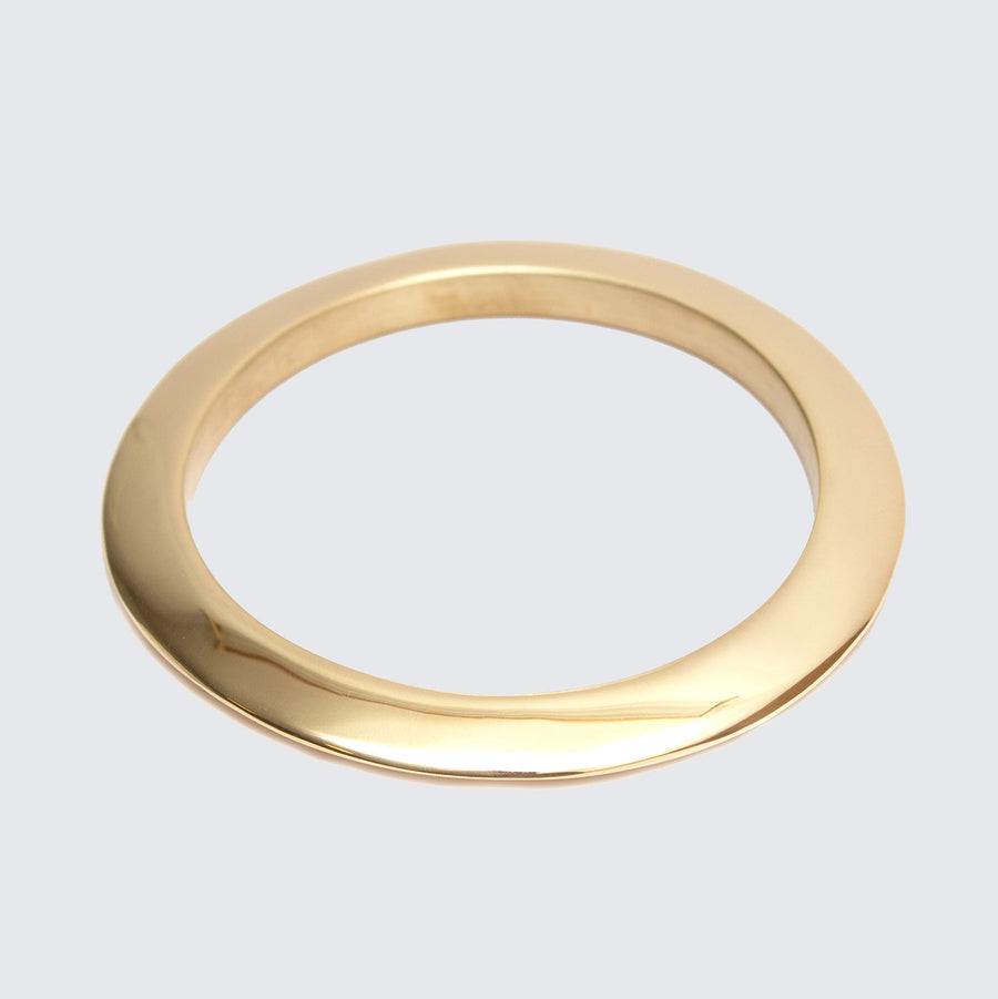 Cosmic Bangle Brass