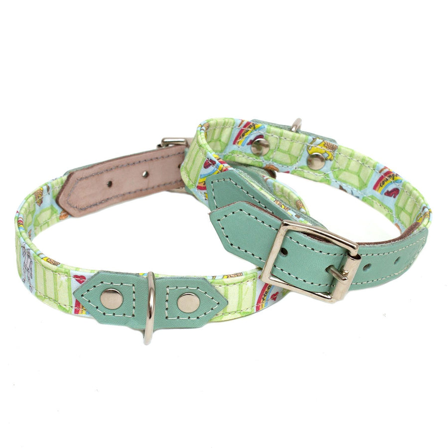 Emerald City Dog Collar