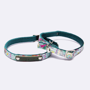 Happy Howlidays Cat Collar