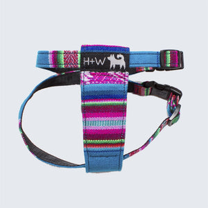 Inca Blue Dog Harness
