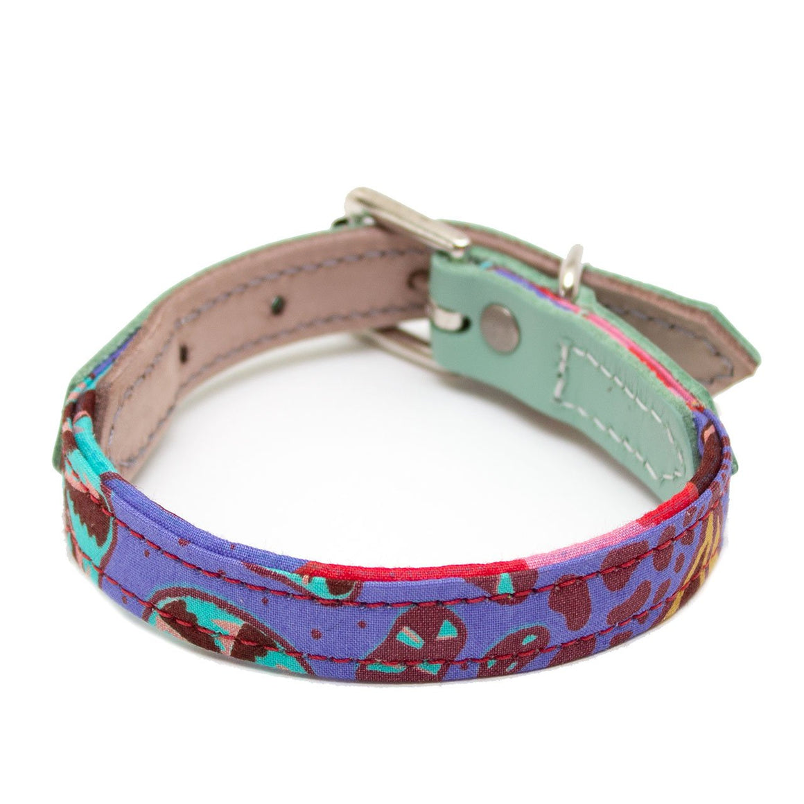 Kaleidoscope Dog Collar
