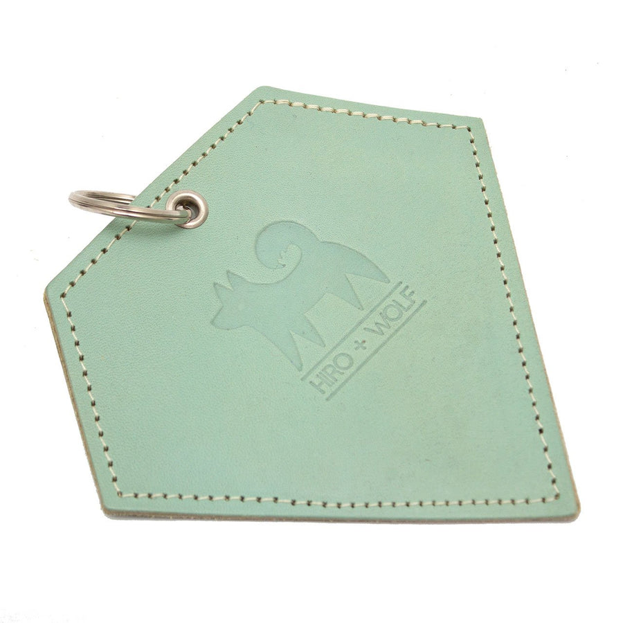 Poo Pouch Diamond 'Mint Leather'