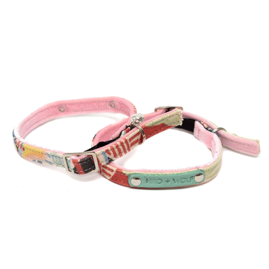 New York! New York! Cat Collar