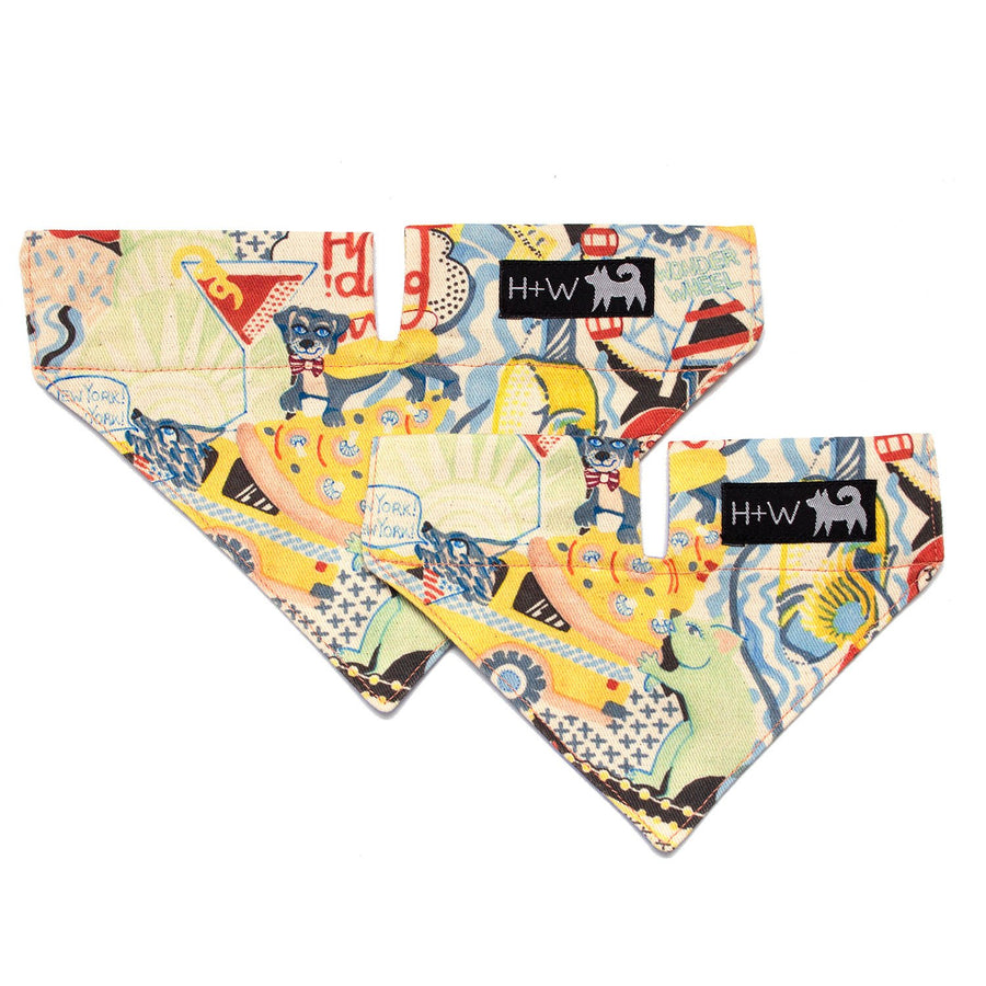 New York! New York! Dog Bandana