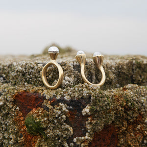 Sustainable fashion ring by Artisans & Adventurers