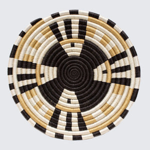 Rwandan Woven Table Place Mat 'Cosmos'