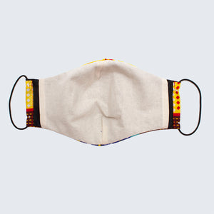 Fabric Face Mask 'Senegal'