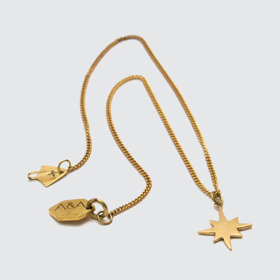 Star Charm Necklaces