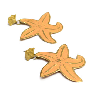 Ocean Collection Starfish Earrings