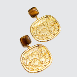 Tiger Sovereign Earrings